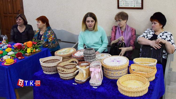 Выставка продажа изделий ручной работы
